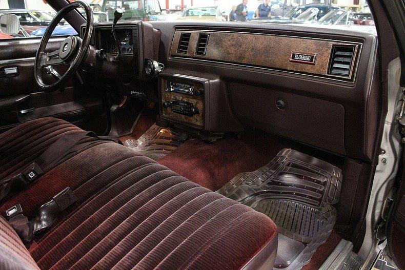 1985 Chevrolet El Camino #12