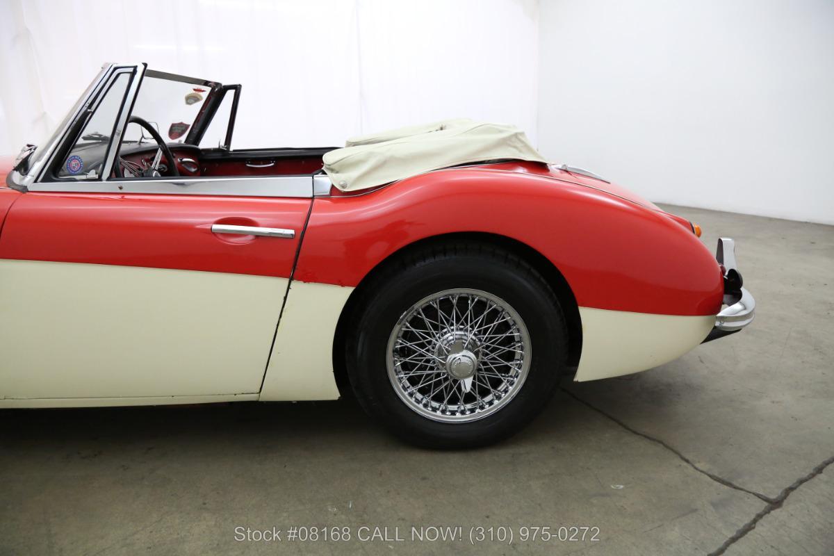 1963 Austin-Healey 3000 BJ7 #34