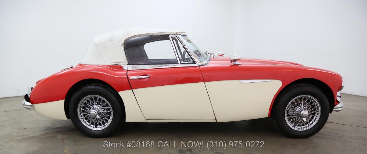 1963 Austin-Healey 3000 BJ7 #22