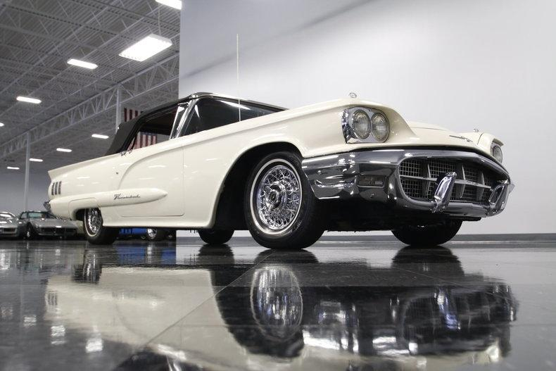 1960 Ford Thunderbird J-Code #29