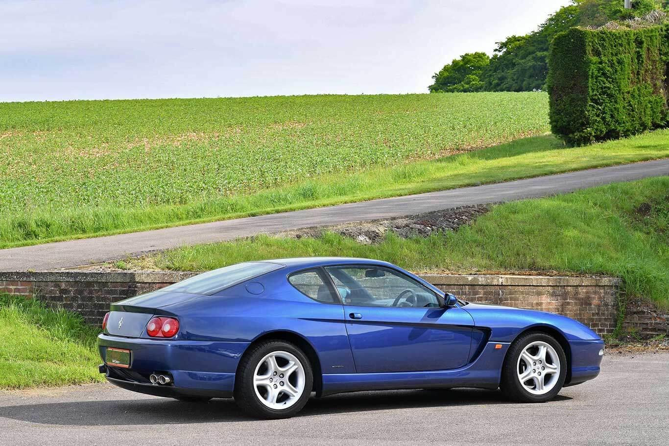 2003 Ferrari 456M GTA RHD #3