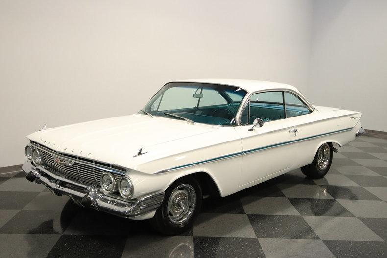 1961 Chevrolet Bel Air Bubble Top #6