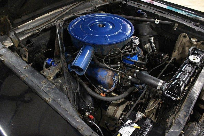 1966 Ford Mustang #55
