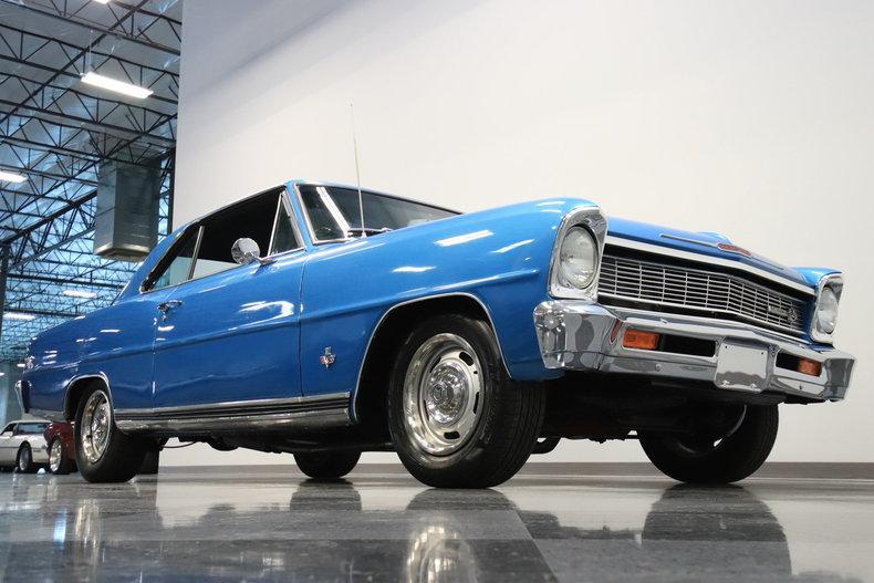 1966 Chevrolet Nova Chevy II #25