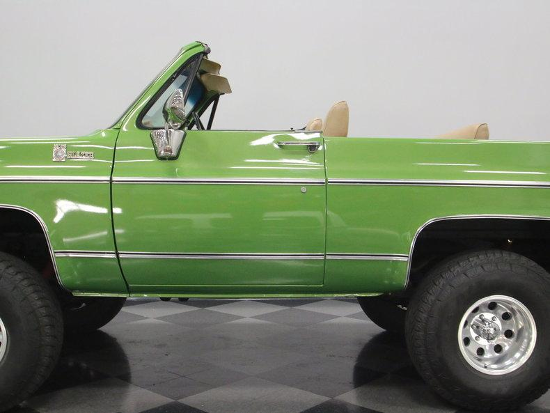 1975 Chevrolet Blazer K5 #14