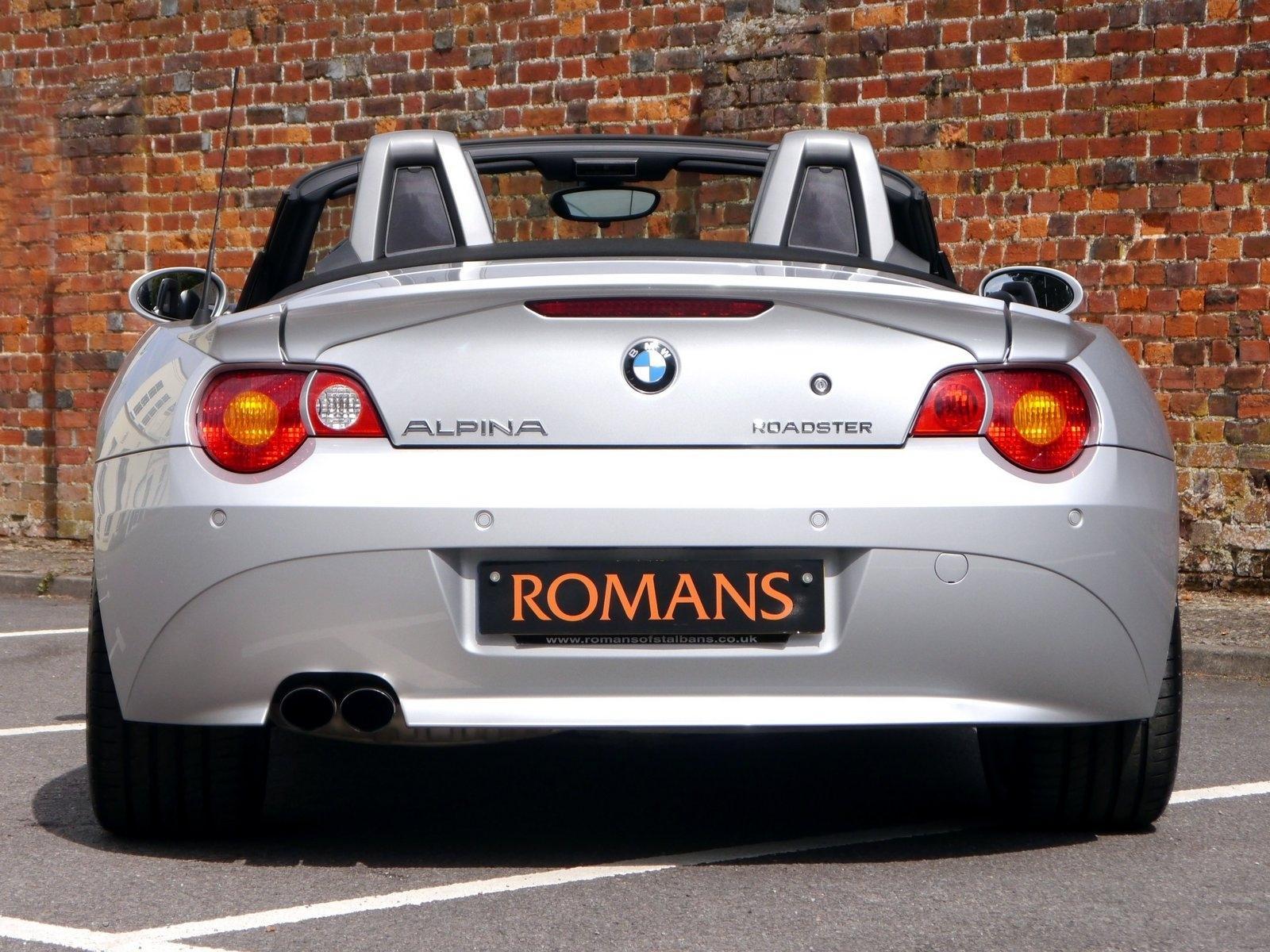 BMWALPINA ROADSTER 3.4 S LUX - RARE VEHICLE - BMW FSH #0