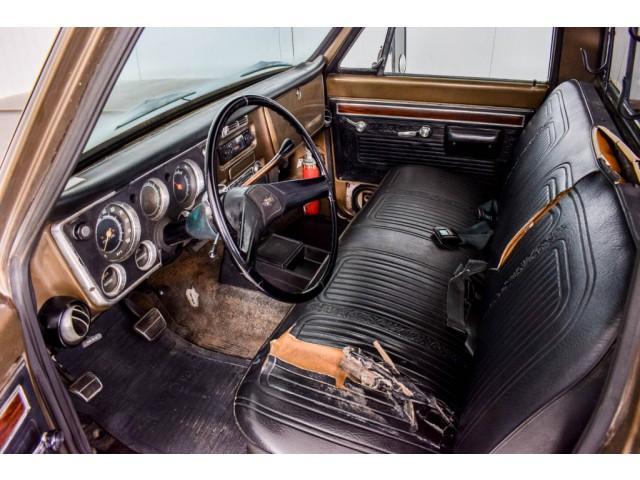 Chevrolet Pickup Custom Camper V8 #48