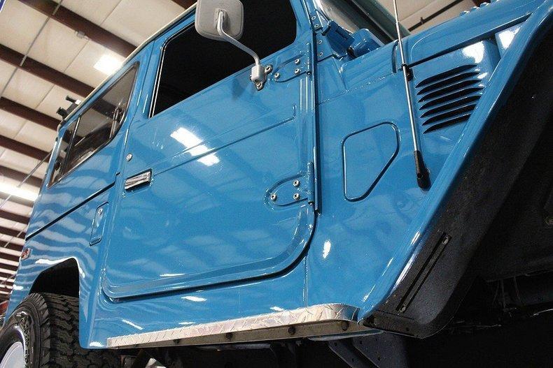 1977 Toyota Land Cruiser FJ-40 #85