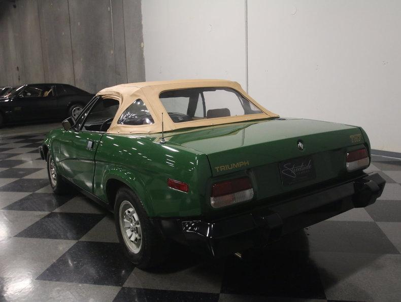 1980 Triumph TR7 #24