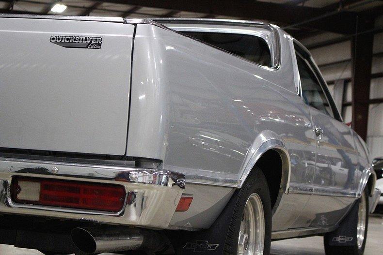 1985 Chevrolet El Camino #33