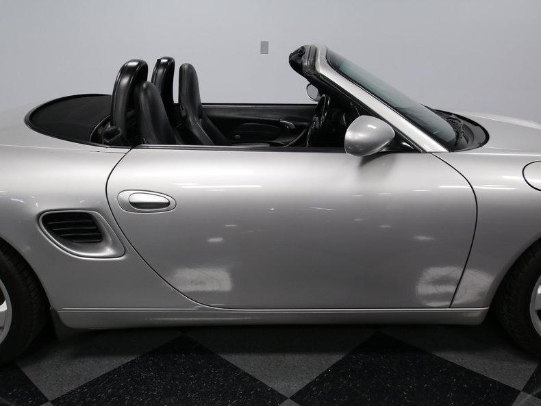 2002 Porsche Boxster #35