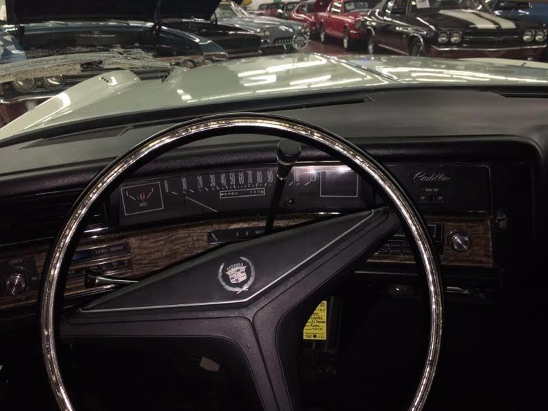 1971 Cadillac El Dorado Classic Caddy Convertible Stock # 18571JSCVO for sale near Mundelein, IL | IL Cadillac Dealer #13