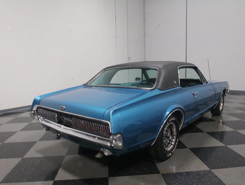 1967 Mercury Cougar #19