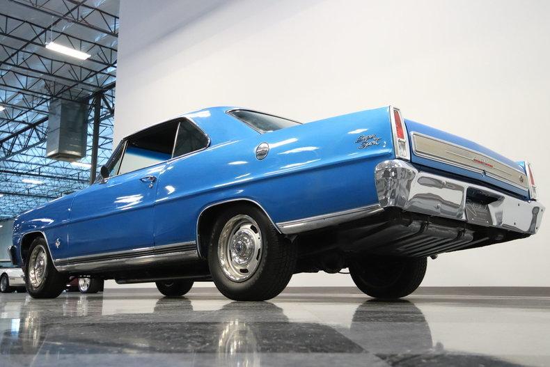 1966 Chevrolet Nova Chevy II #13