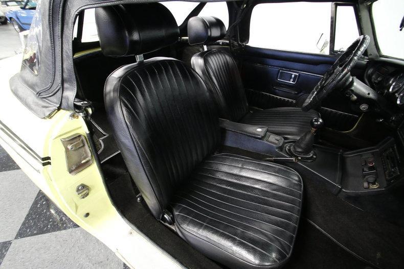 1976 MG MGB #41