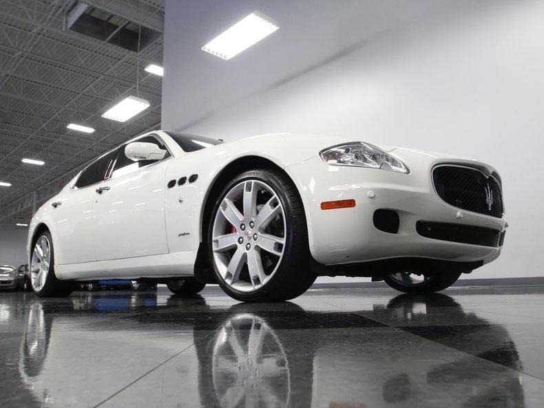 2007 Maserati Quattroporte Sport GT #25
