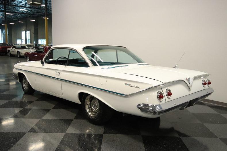 1961 Chevrolet Bel Air Bubble Top #12