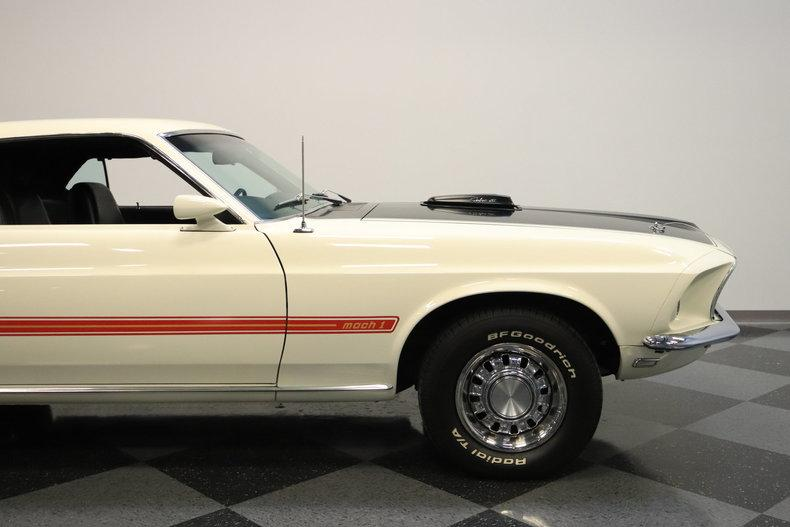 1969 Ford Mustang Mach 1 Cobra Jet #23