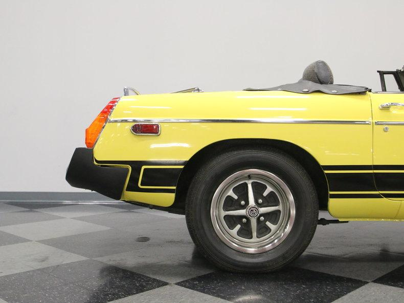 1977 MG MGB #37