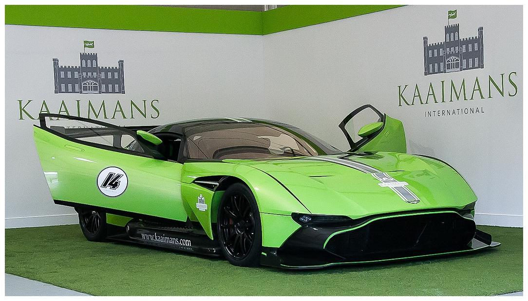 Aston Martin Vulcan (Vat Qualifying) #10