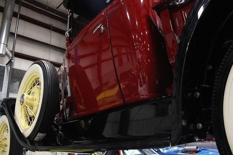 1931 Ford Model A #68