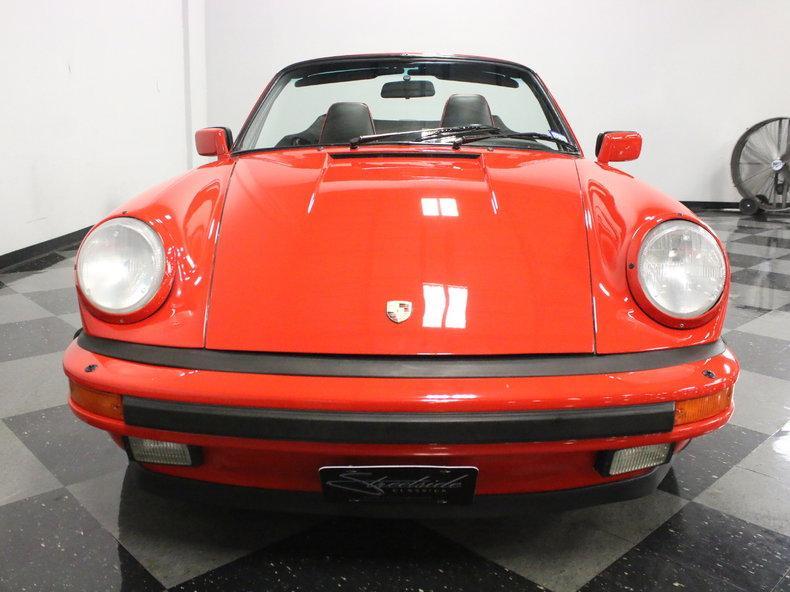 1988 Porsche 911 Turbo Cabriolet #4