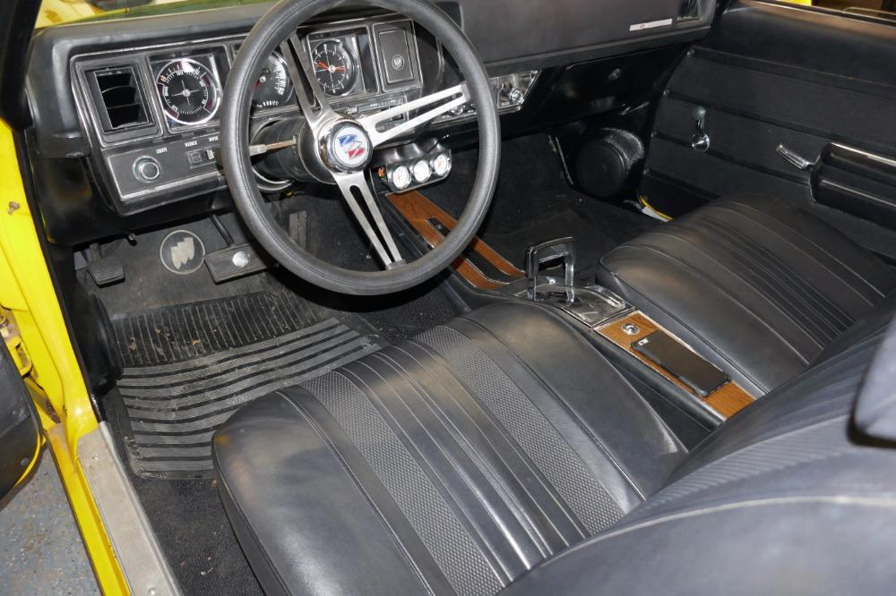 1970 Buick Skylark -GSX-TRIBUTE- 455 BIG BLOCK-BUCKETS/CENTER CONSOLE-SEE VIDEO Stock # 1970KFCV for sale near Mundelein, IL | IL Buick Dealer #30