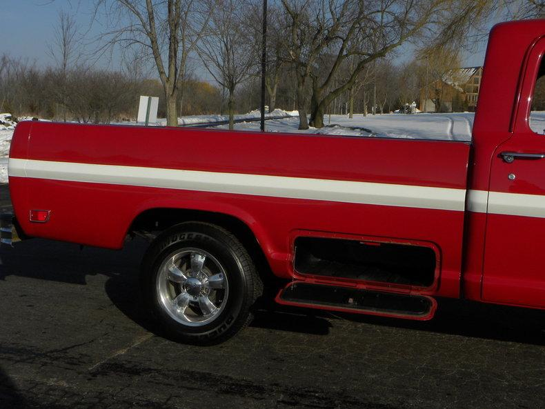 1969 Ford F100 Deluxe Styleside Pickup #5