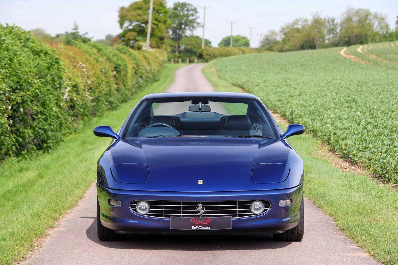 2003 Ferrari 456M GTA RHD #5