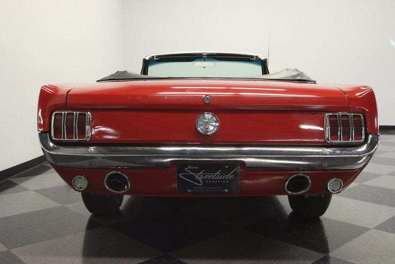 1966 Ford Mustang Convertible #18