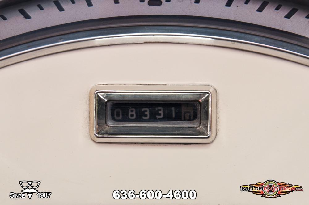 1957 Ford Fairlane 500 Sunliner Restomod #86