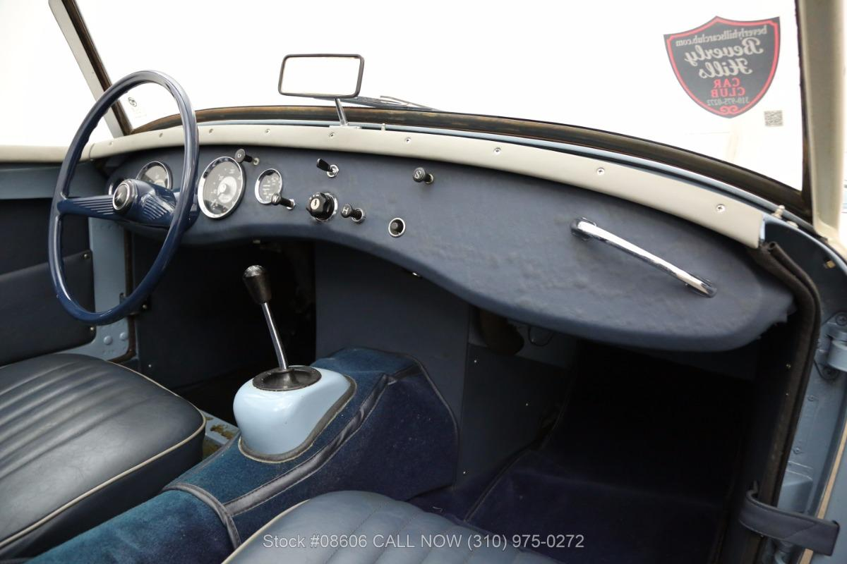 1961 Austin-Healey Bug Eye Sprite #39