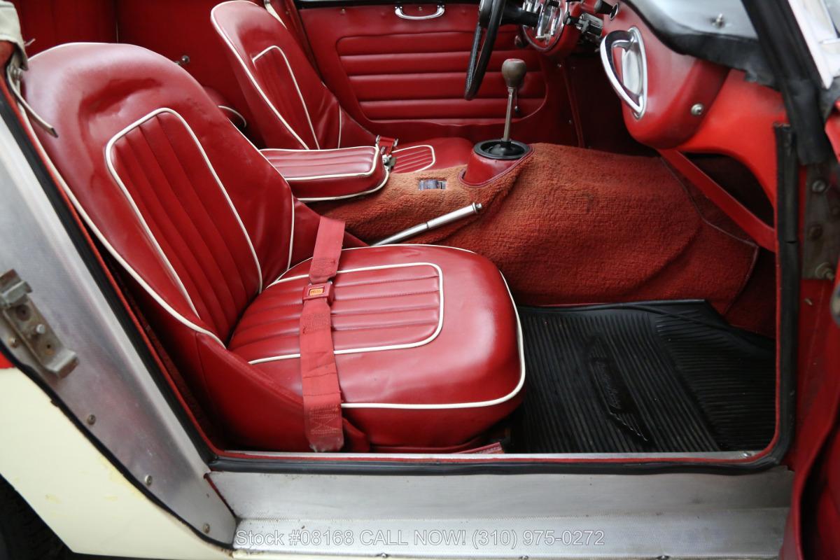 1963 Austin-Healey 3000 BJ7 #47