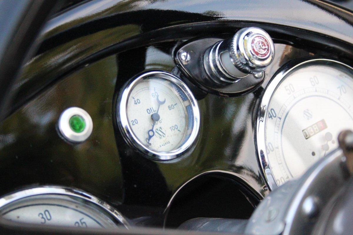 Jaguar SS 100 2,5 litre #7