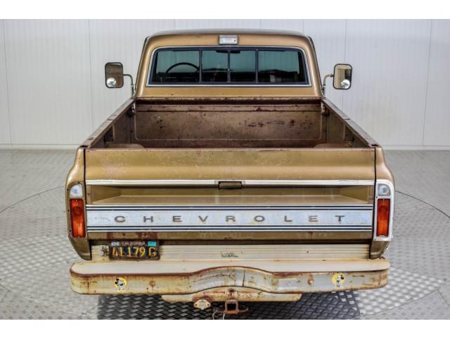 Chevrolet Pickup Custom Camper V8 #10