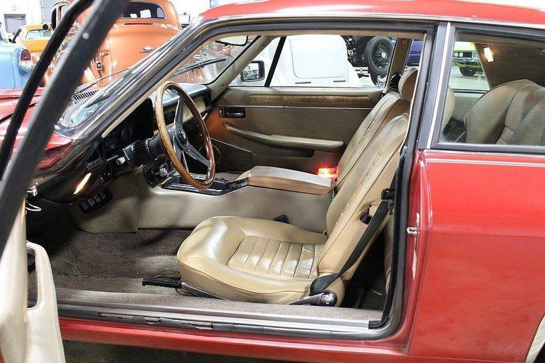 1986 Jaguar XJS #16