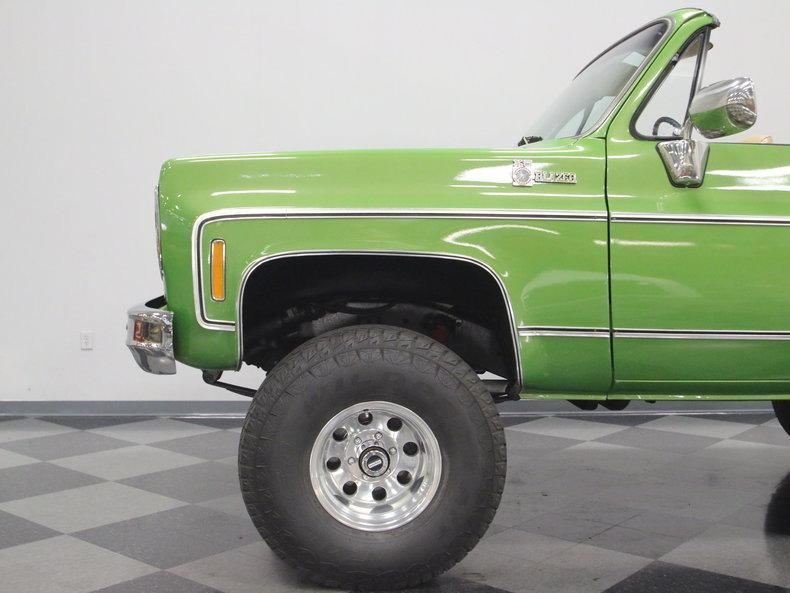 1975 Chevrolet Blazer K5 #13