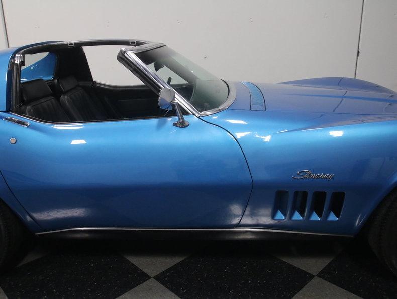 1969 Chevrolet Corvette #36