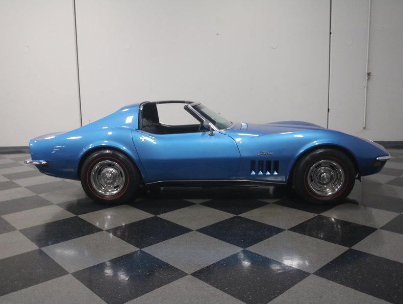 1969 Chevrolet Corvette #33