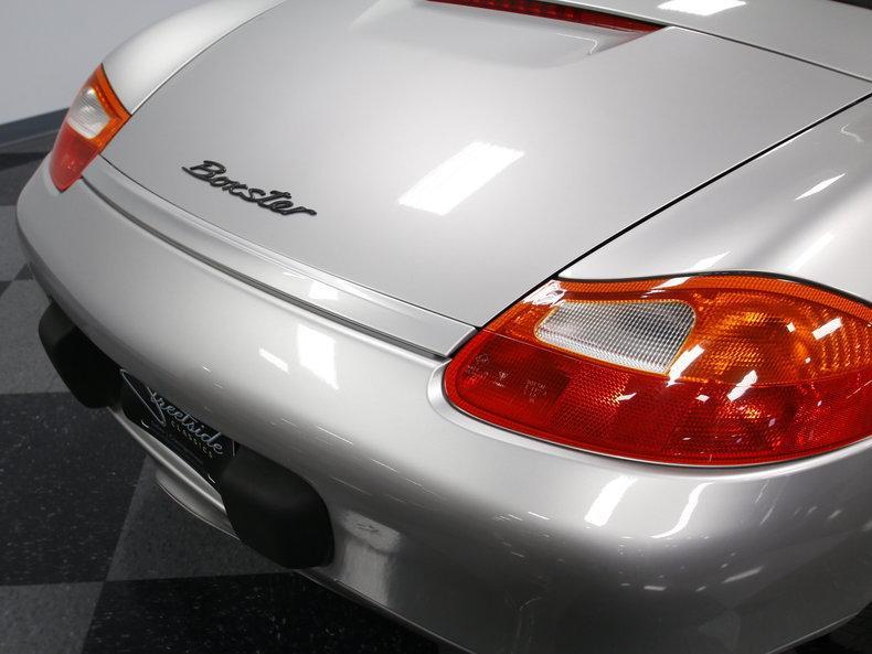 2002 Porsche Boxster #30