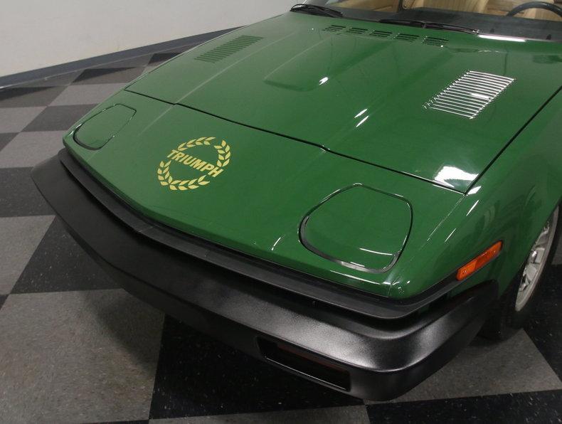 1980 Triumph TR7 #12