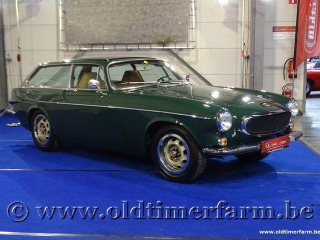 Volvo P1800 ES '73 #0