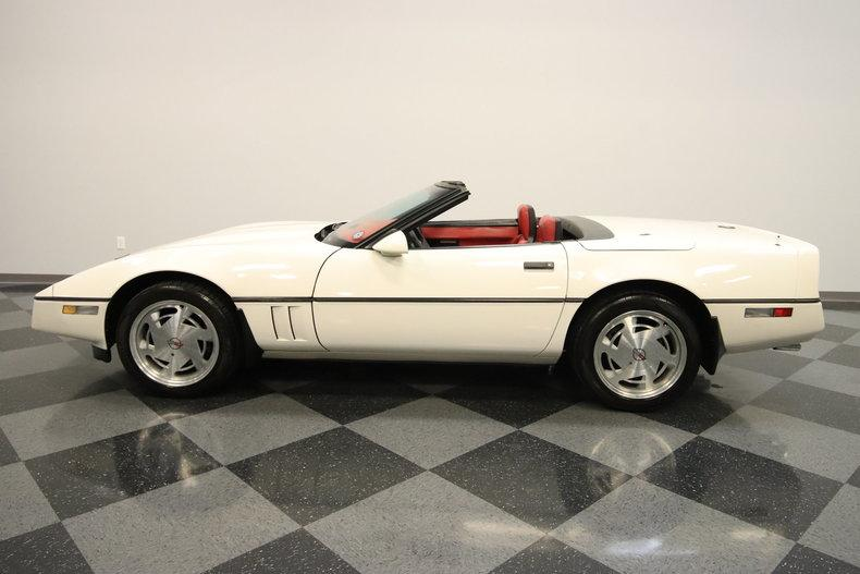 1988 Chevrolet Corvette #1
