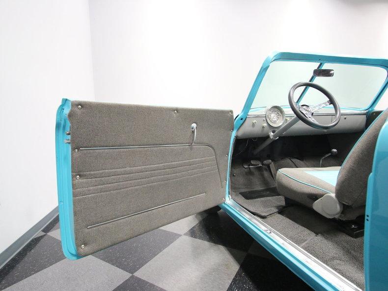 1949 Chevrolet Sedan Roadster #36