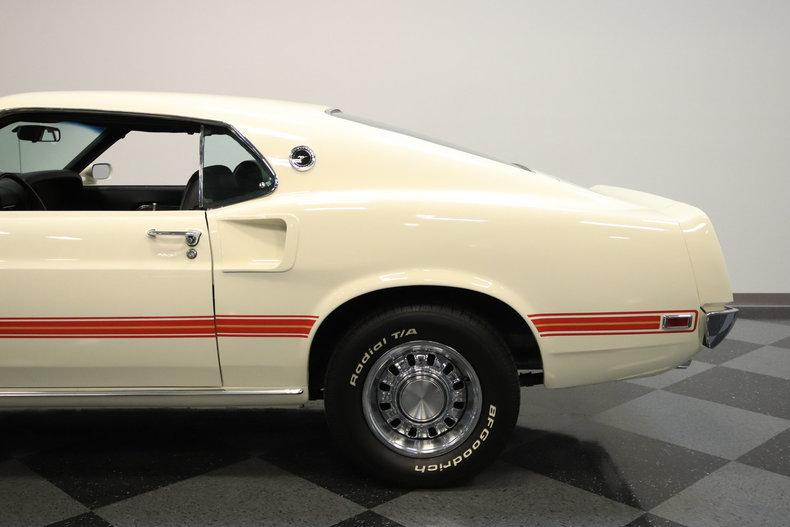 1969 Ford Mustang Mach 1 Cobra Jet #11