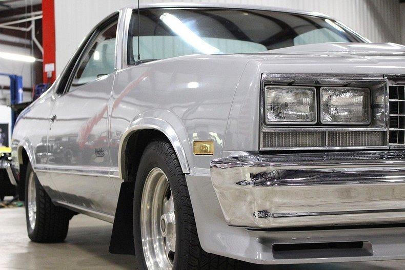 1985 Chevrolet El Camino #34