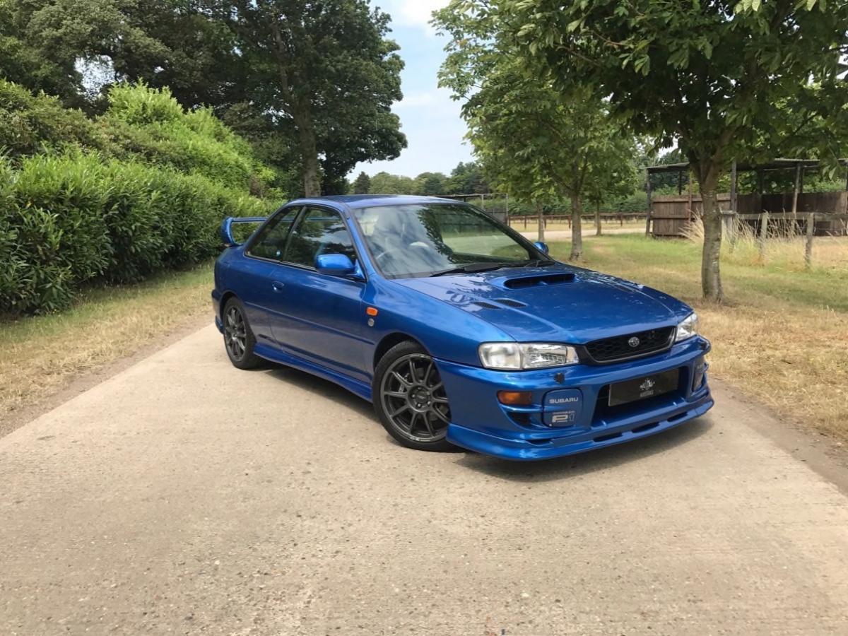 Subaru Impreza P1 2000 for sale | Autoclassics.com