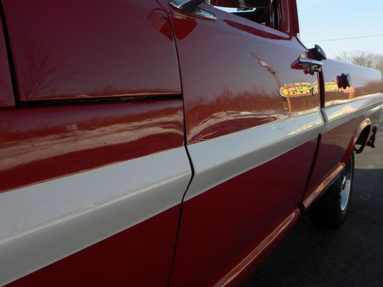 1969 Ford F100 Deluxe Styleside Pickup #11