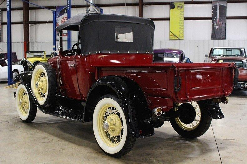 1931 Ford Model A #2