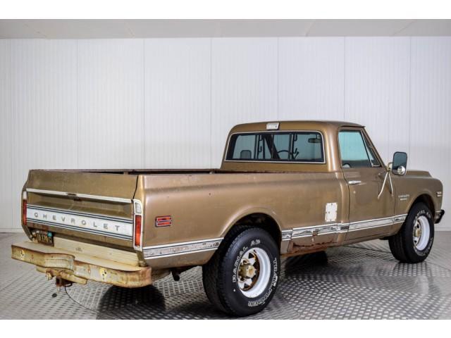 Chevrolet Pickup Custom Camper V8 #1